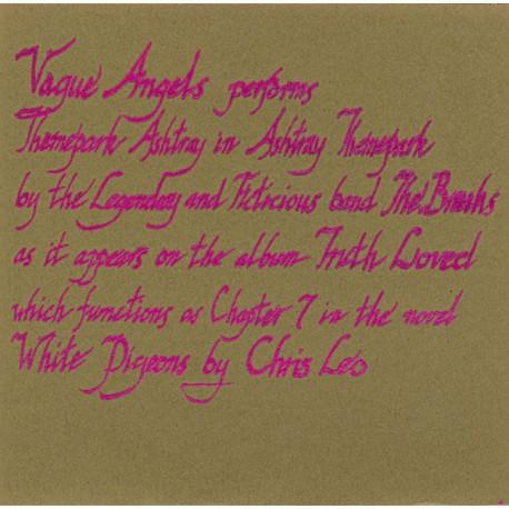 """VAGUE ANGELS - Lavender Diamond 7"""""""