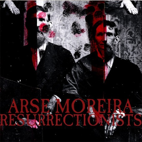 "RESURRECTIONISTS / ARSE MOREIRA - Split 6"""