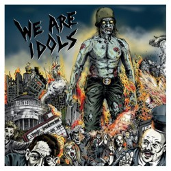 WE ARE IDOLS - St LP