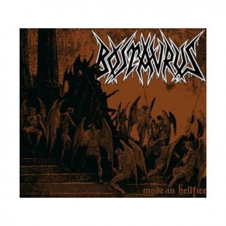 BOSTAURUS - Made In Hellfire LP