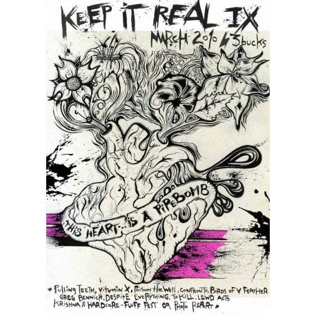 KEEP IT REAL IX (March 2010)
