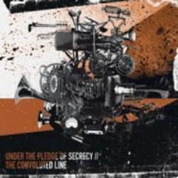 UNDER THE PLEDGE OF SECRECY - The Convoluted Line LP