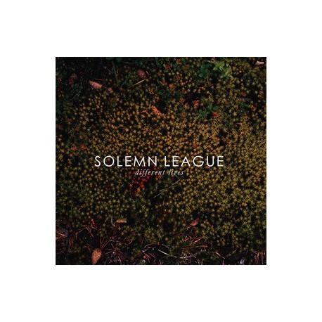 SOLEMN LEAGUE - Different Lives LP