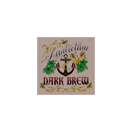 "L'ANTIETAM - Dark Brew / Rock Bottom 2x7"""