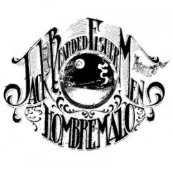 JACK AND THE BEARDED FISCHERMAN /  HOMBRE MALO - Split 7""