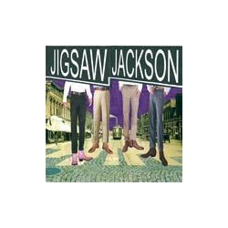 JIGSAW JACKSON - s/t LP