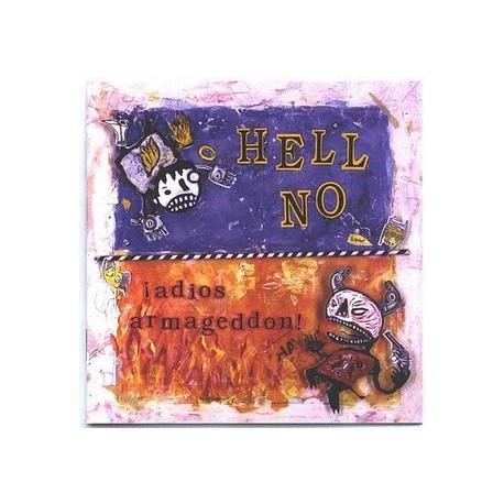 HELL NO - Adios Armageddon LP