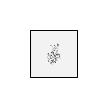 VAGUE ANGELS / THE GANG - Split LP