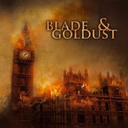 """GOLDUST / BLADE - Split 10"""""""