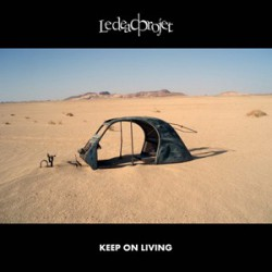 LE DEAD PROJET - Keep On Living LP
