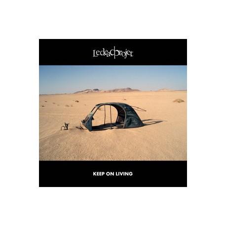 LE DEAD PROJET - Keep On Living LP