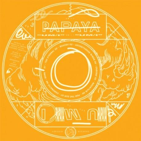 """PAPAYA - Um/I 12"""""""