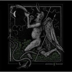 KRATZER / KVAZAR - Split LP