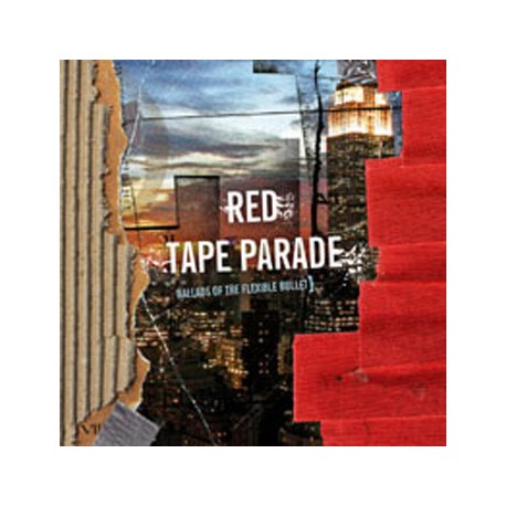 RED TAPE PARADE - Ballads Of The Flexible Bullet - Limited Color LP