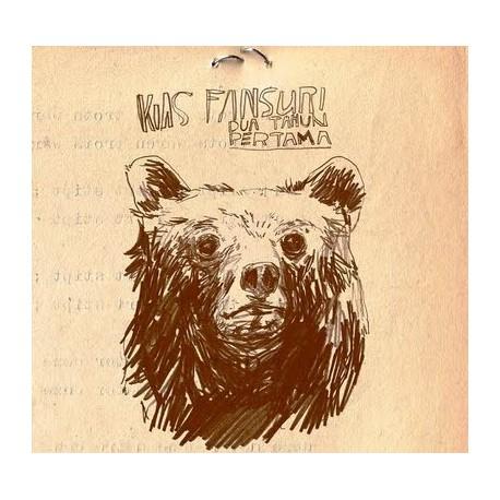 KIAS FANSURI - Dua Tahun Per Tamo CD