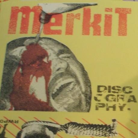 MERKIT - Discography Tape