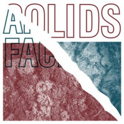 ANIMAL FACES / SOLIDS - split 7""