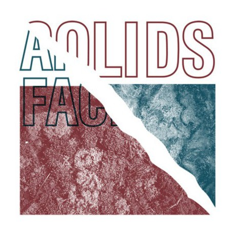 "ANIMAL FACES / SOLIDS - split 7"""