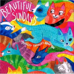 BEAUTIFUL SUNDAYS - Tangled Thoughts About You LP