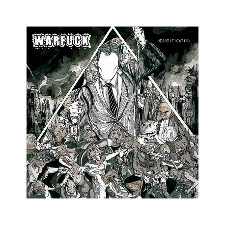 WARFUCK - St LP