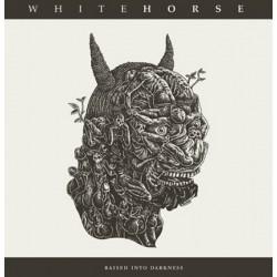 WHITEHORSE - Raised Into Darkness LP