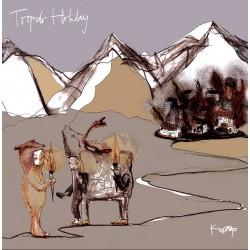 TORPEDO HOLIDAY - Kurago LP