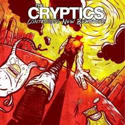 THE CRYPTICS - Continuous New Behavior LP