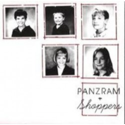 SHOPPERS / PANZRAM - Split 7""