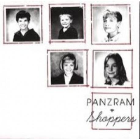 "SHOPPERS / PANZRAM - Split 7"""