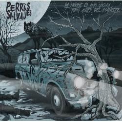 PERRAES SALVAJES - La Noche Es Mas Oscura Justo Antes Del Amanecer LP