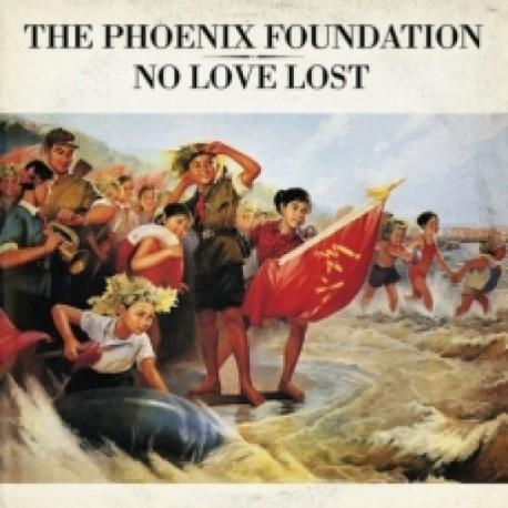 THE PHOENIX FOUNDATION - No Love Lost LP