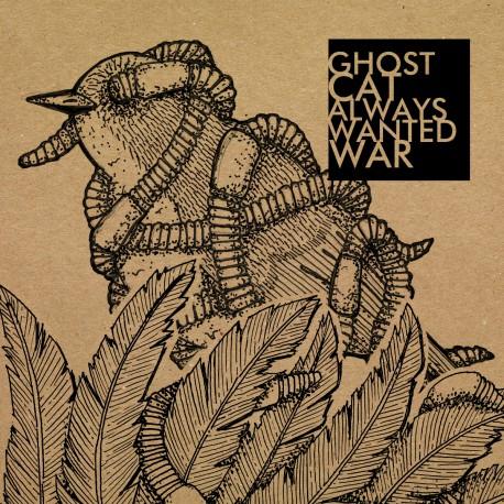 ALWAYS WANTED WAR / GHOST CAT - Split 7''