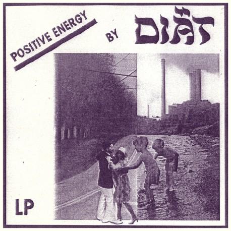 DIAET - Positive Energy LP