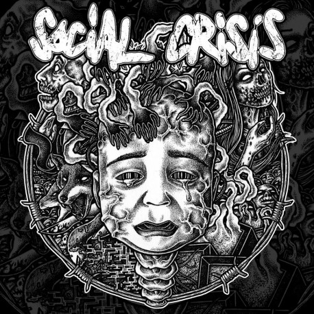 SOCIAL CRISIS - Social Crisis LP