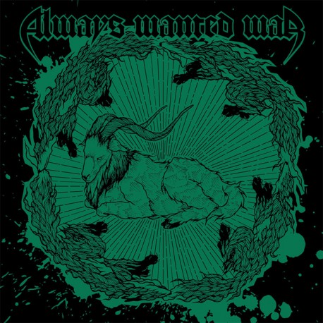 ALWAYS WANTED WAR - Always Wanted War LP