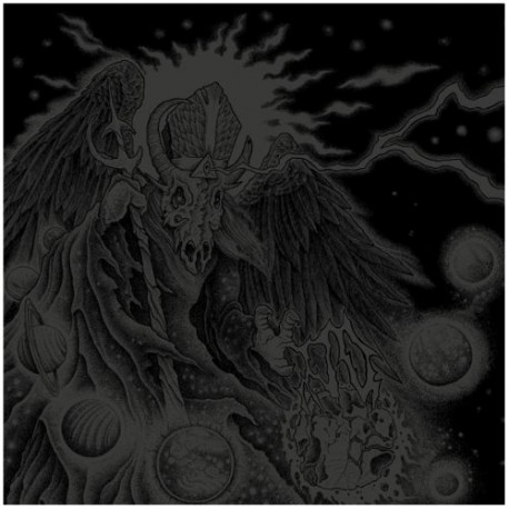BLACK SHAPE OF NEXUS / LAZARUS BLACKSTAR - Split 12''