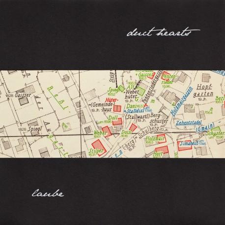 LAUBE / DUCT HEARTS - Split 7''