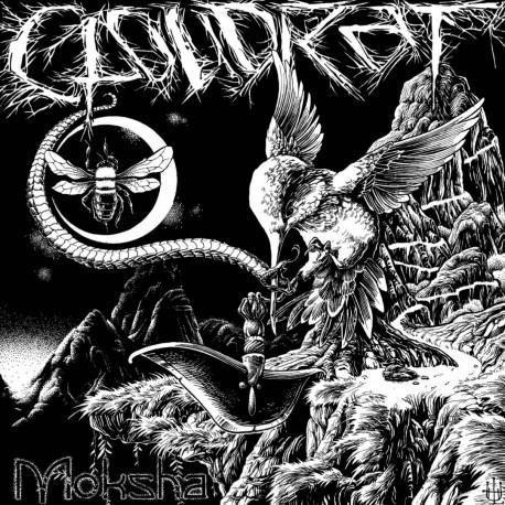 CLOUD RAT - Moksha LP
