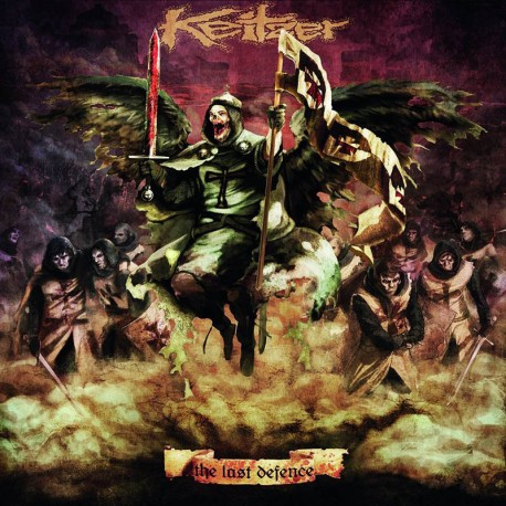 KEITZER - The Last Defence LP