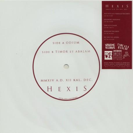 HEXIS - MMXIV. A. D. XII. KAL. DEC. Flexi 7''