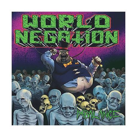 WORLD NEGATION - Imbalance LP