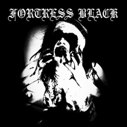 FORTTRESS BLACK - Same One Sided 12''