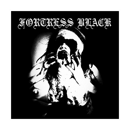FORTTRESS BLACK - Same One Sided 12''