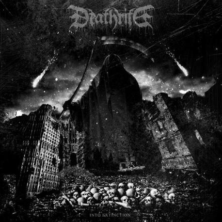 DEATHRITE - Into Extinction LP