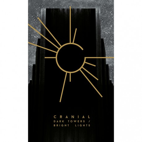 CRANIAL - Dark Towers / Bright Light TAPE