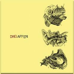 DREI AFFEN - Drei Affen LP
