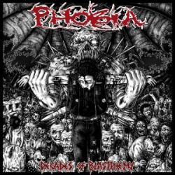 PHOBIA - Decades Of Blasphemy 4xCD