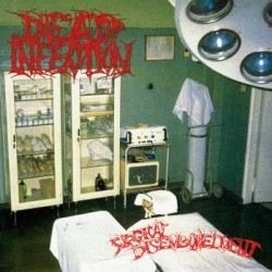 DEAD INFECTION - Surgical Disembowelment CD