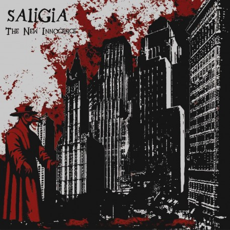 SALIGIA - The New Innocence 10''