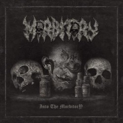 MORBITORY - Into The Morbitory LP